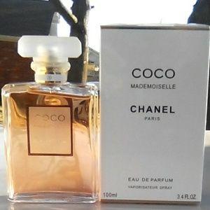 Brand New Chanel Coco Mademoiselle EDP 3.4oz